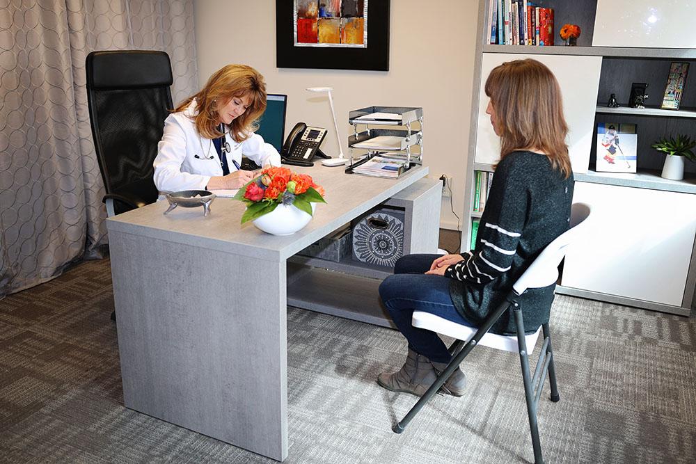 Interior Office Patient